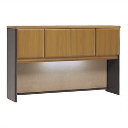 Bush BBF Series A 60W Hutch in Natural Cherry