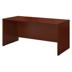 Bush Business Furniture Series C 60W Credenza Shell in Mahogany