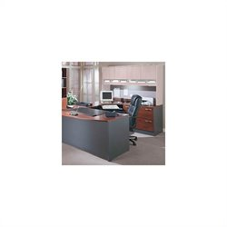 Bush BBF Series C 3-Piece U-Shape Right-Hand Corner Desk