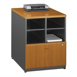 Bush Business Furniture Series A 24W Piler-Filer in Natural Cherry