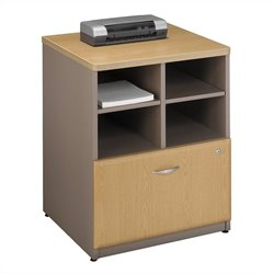 Bush BBF Series A 24W Piler-Filer in Light Oak