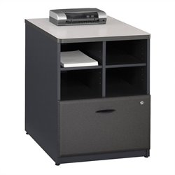 Bush Business Furniture Series A 24W Piler-Filer in Slate