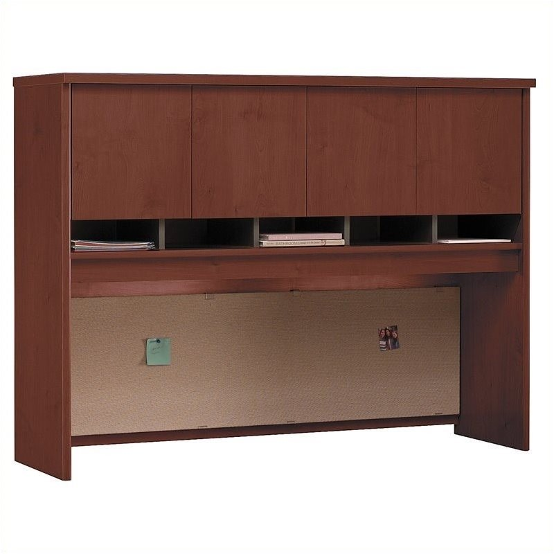 Bush Business Furniture Series C 60w Hutch In Hansen