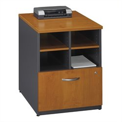 Bush Business Furniture Series C 24W Piler-Filer in Natural Cherry