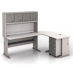 Series A 5-Piece L-Shape Computer Desk