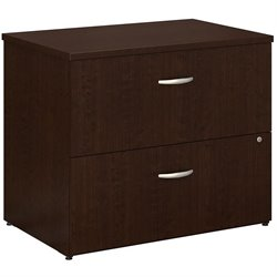 BBF Series C 36W 2Dwr Lateral File (Assembled)
