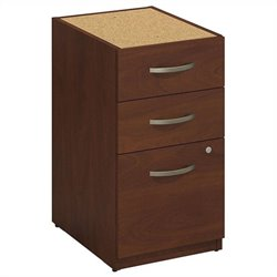BBF Series C Elite 16W 3 Drawer Pedestal