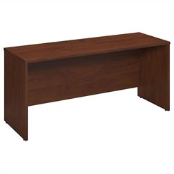 BBF Series C Elite 66W x 24D Desk-Credenza-Return
