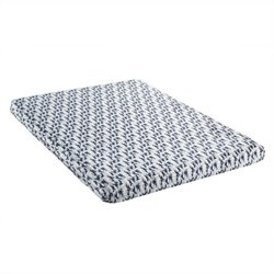 Signature Sleep CertiPUR-US Memory Foam Army Print Mattress