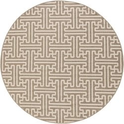 Alfresco Outdoor Rug in Neutral (D)