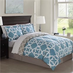 Bolton Gatework 8 Piece Bedding Ensemble Set