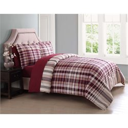 London Fog Cornwall x Piece Bedding Ensemble Set
