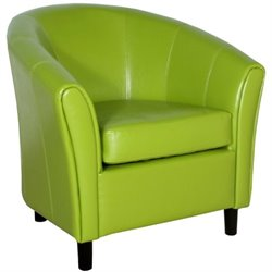 Trent Home Harper Chair in Lime Green