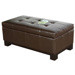 Trent Home Morgan Storage Ottoman