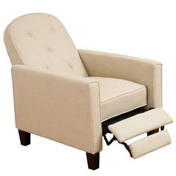 Trent Home Albany Fabric Recliner