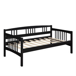 Twin Daybed in Black