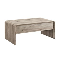Lift Top Coffee Table in Rustic Oak