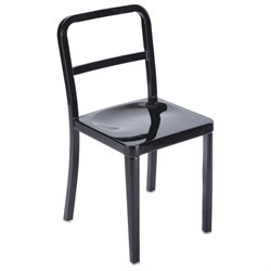 Volo Design Boz Dining Chair in Black (Set of 2)