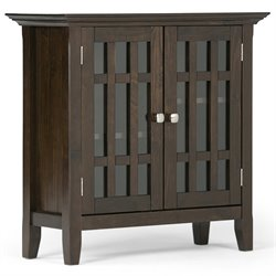Storage Cabinet in Tobacco Brown
