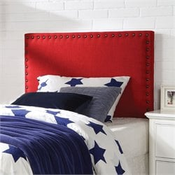 Sabina Headboard in Red