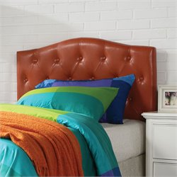 Viola Headboard in Red
