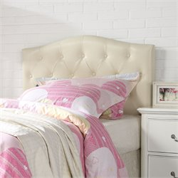 Viola Headboard in Cream