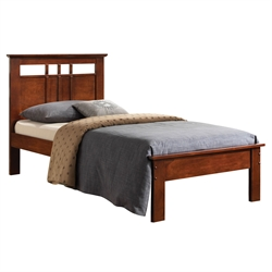ACME Furniture Donato Twin Bed in Cappuccino