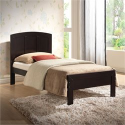 ACME Furniture Donato Twin Bed in Wenge