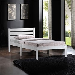 ACME Furniture Donato Twin Bed in White
