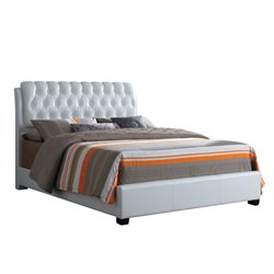 Ireland II Bed in White