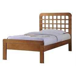 Lyford Bed in Oak