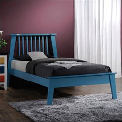 Marlton Bed in Blue