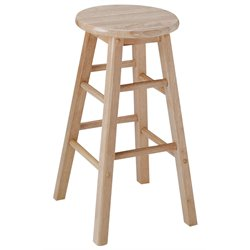 Metro Stool in Natural