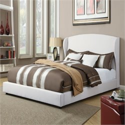 Caroline Bed in White