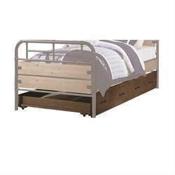 ACME Furniture Adams Twin Trundle in Antique Oak