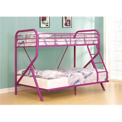 Acme Tracy Twin over Full Bunk Bed