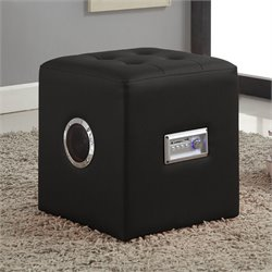 Acme Laila Sound Lounge Bluetooth Speaker Ottoman