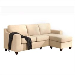 Vogue Reversible Chaise Sectional Colors