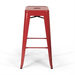 AE3503 Galaxy Stool in Red