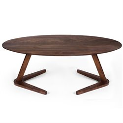 AEON Furniture Simply Scandinavian Andreas Coffee Table in Walnut