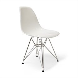 Chantal Stainless Steel Side Chair Colors
