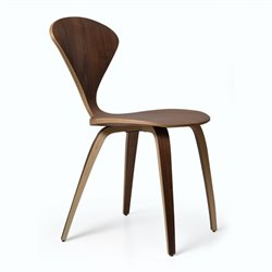 AEON Furniture Eddie Dining Chair in Walnut