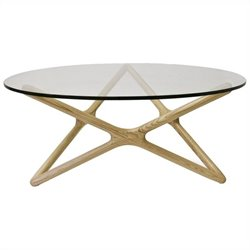 AEON Furniture Starlight Coffee Table in Natural Ash