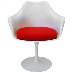 Amsterdam Dining Armchair in Gloss Colors