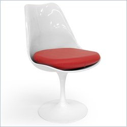 AEON Furniture Holland Dining Chair in Gloss White