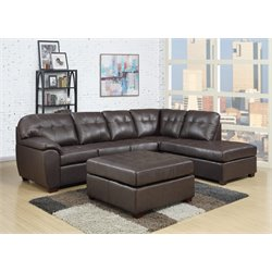 Elements Calvin 3 Piece Sectional