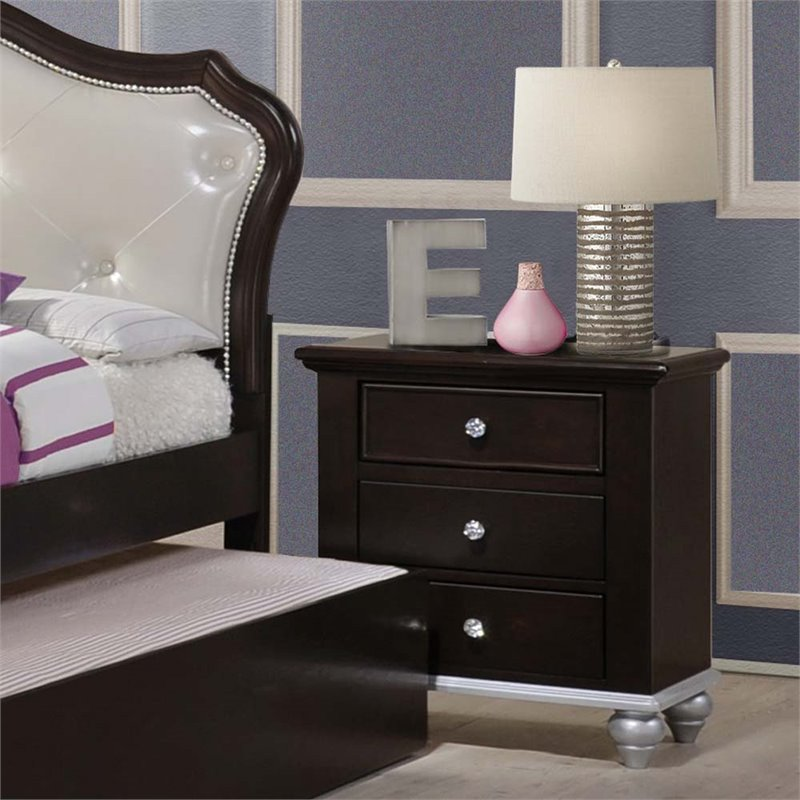 Picket House Furnishings Alli 4 Piece Twin Platform Bedroom Set