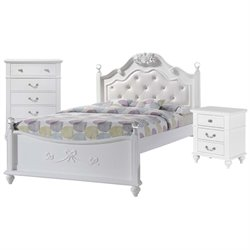 Elements Annie 3 Piece Bedroom Set