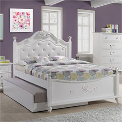 Elements Annie Full Bed in White