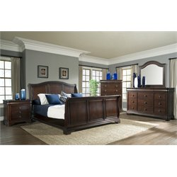 Elements Conley 4 Piece Bedroom Set CM750